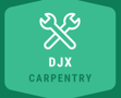 DJX Carpentry Logo