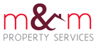 M & M Property Services Logo