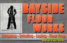Scenic Rim & Rural Floor Sanding Logo
