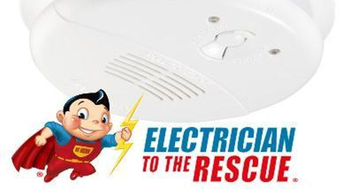Electrician to the Rescue Logo