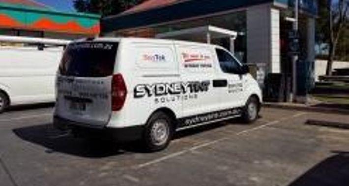 Sydney Tint Solutions Window Tinting Logo