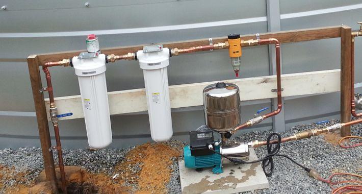 GXR Plumbing & Gas Logo