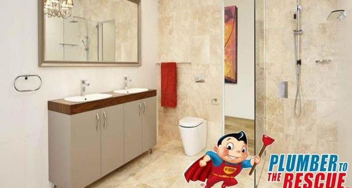 Plumber To The Rescue Logo