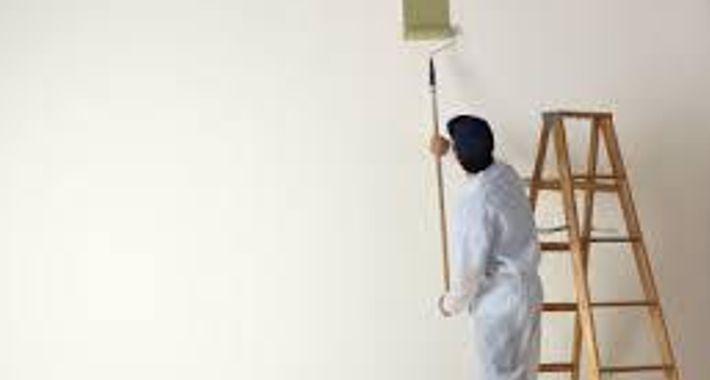 Steve Perry Painter & Decorator Logo