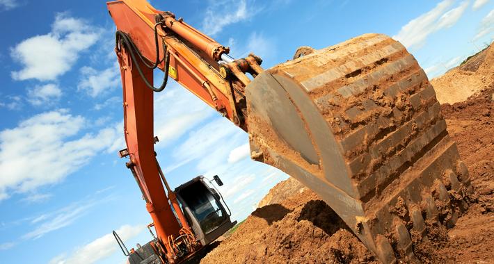 Sydney Excavator Logo