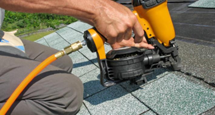 Valleyteksteel Roofing & Plumbing Logo