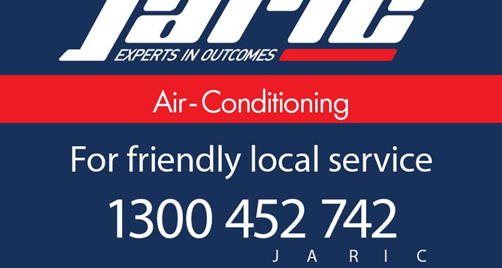 Jaric Air Conditioning and Electrical Logo