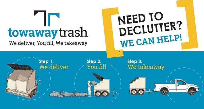 Towaway Trash Logo
