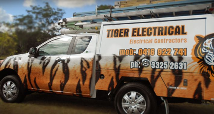 Tiger Electrical Logo