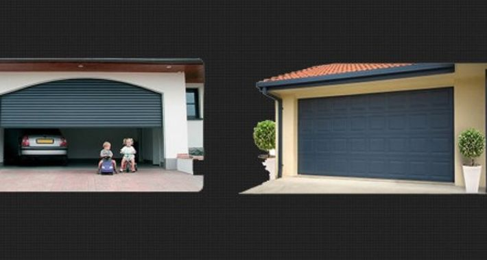 Garage Doors & Gates Logo
