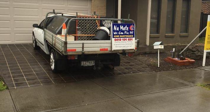Na Mate Home Maintenance Logo