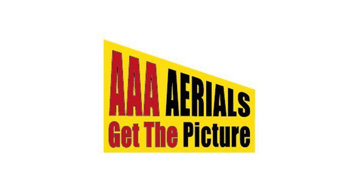 AAA Aerials Logo