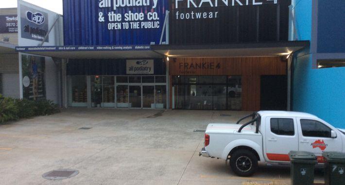 Australian Shopfitting & Building Services Logo