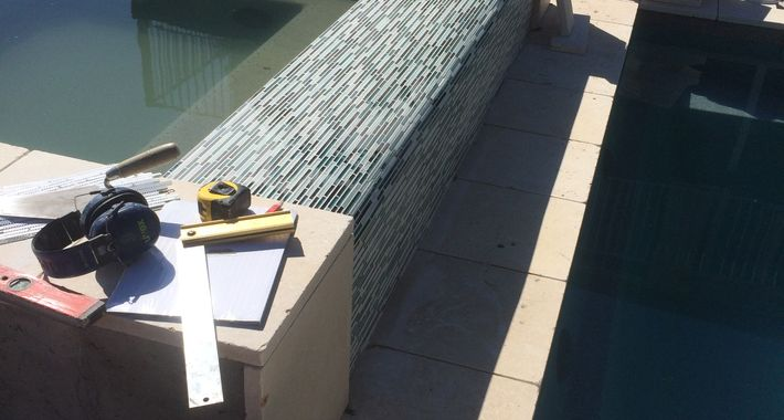 Waterproofing and Wall and Floor Tiling Logo