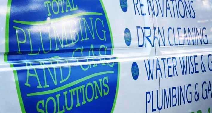 Total Plumbing & Gas Solutions Logo