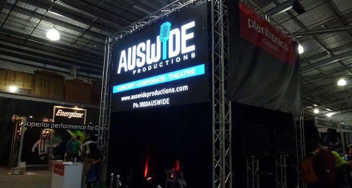 Auswide Productions Pty Ltd Logo
