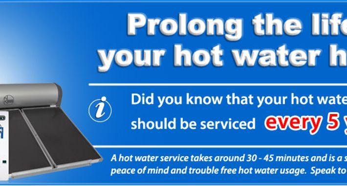 Cheapa Hot Water Logo