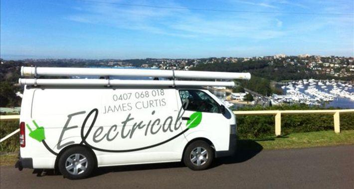 James Curtis Electrical Logo