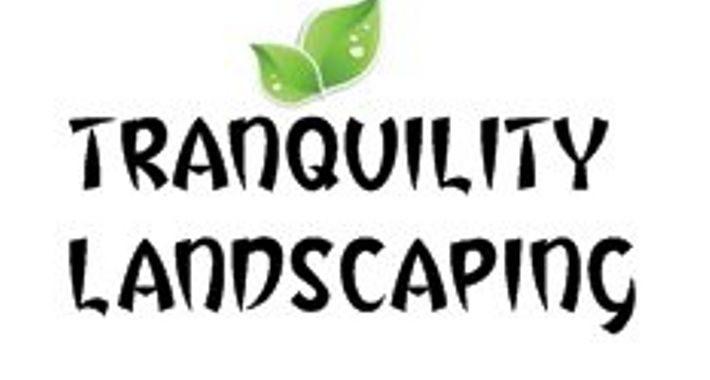 Tranquility Landscaping Logo