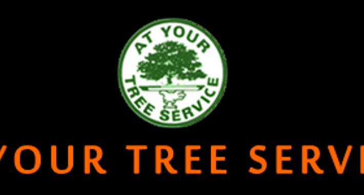 At Your Tree Service Logo