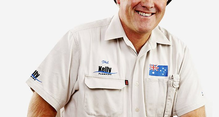 Kelly Plumbing & Gas Services Logo