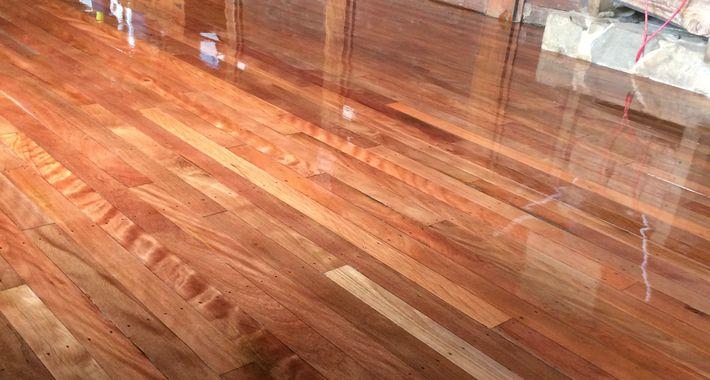 Amber Floor Sanding Logo