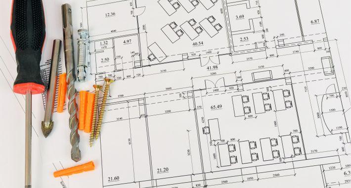 CS Building Contractors Logo