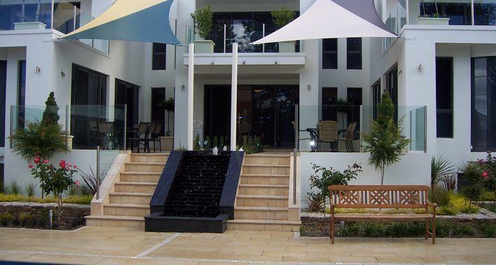 Pacific Building Services Pty Ltd - Architects Logo