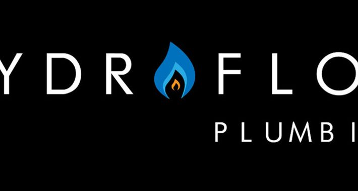 Hydraflow Plumbing Logo