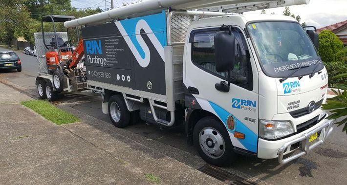 PJN Plumbing PTY LTD Logo
