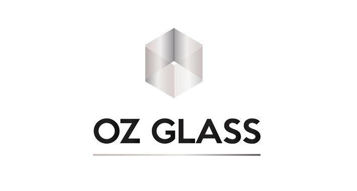 Oz Glass Pty Ltd Logo