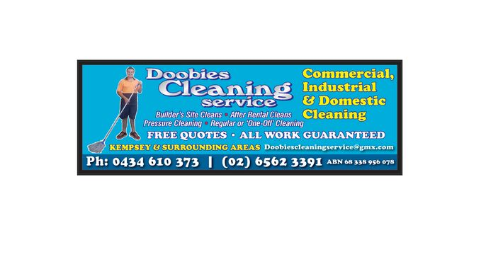Cleaner, Kempsey, 2440, NSW, Doobies Cleaning Service