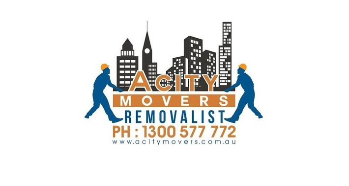 A City Movers Logo
