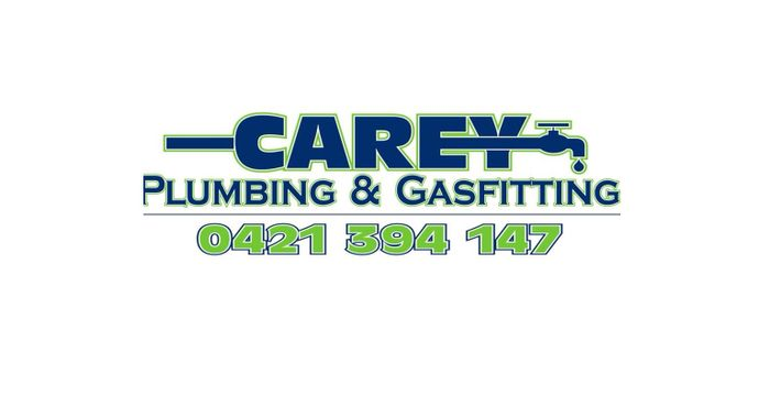 Carey Plumbing and Gasfitting Logo