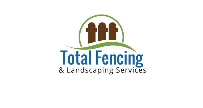 Total Fencing & Landscaping Services Logo