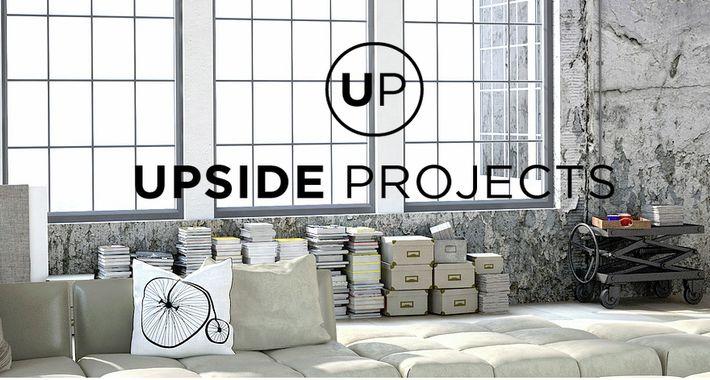 Upside Projects PTY LTD Logo