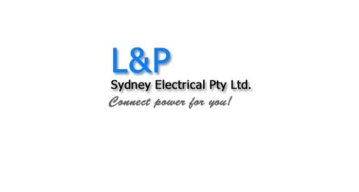 L&P Sydney Electrical PTY LTD Logo