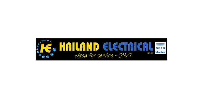 Hailand Electrical Logo