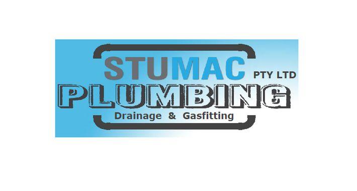 Stu Mac Plumbing Logo