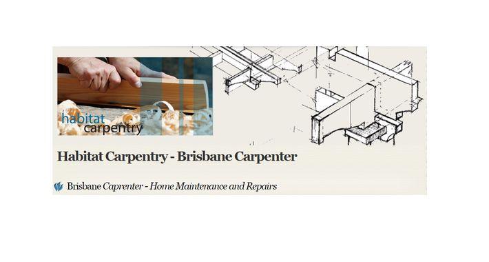 Habitat Carpentry Logo