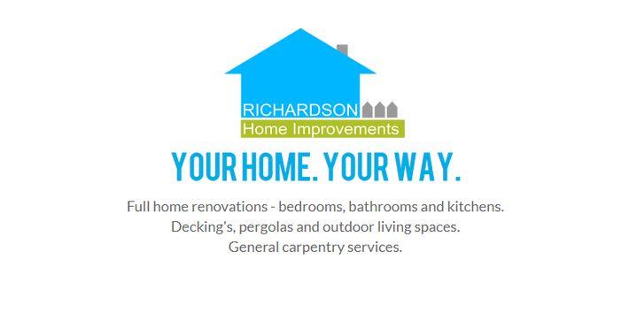 Richardson Home Improvements Logo