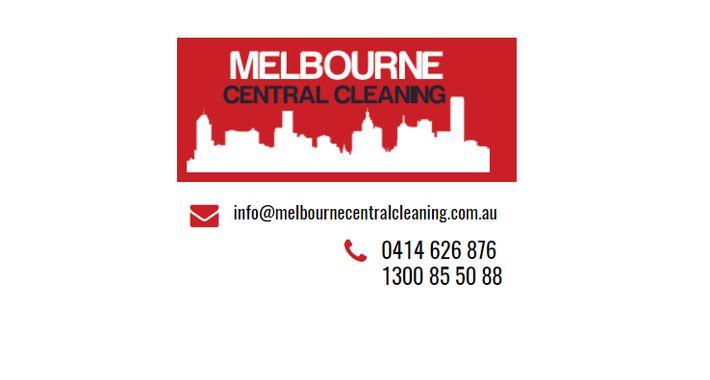 Melbourne Central Cleaning Logo