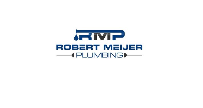 Robert Meijer Plumbing Logo