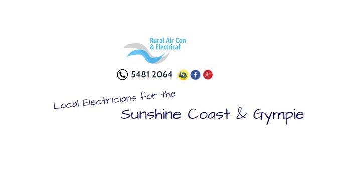 Rural Air Con & Electrical Logo