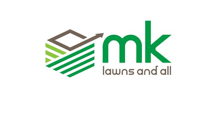 MK Lawns and All Logo