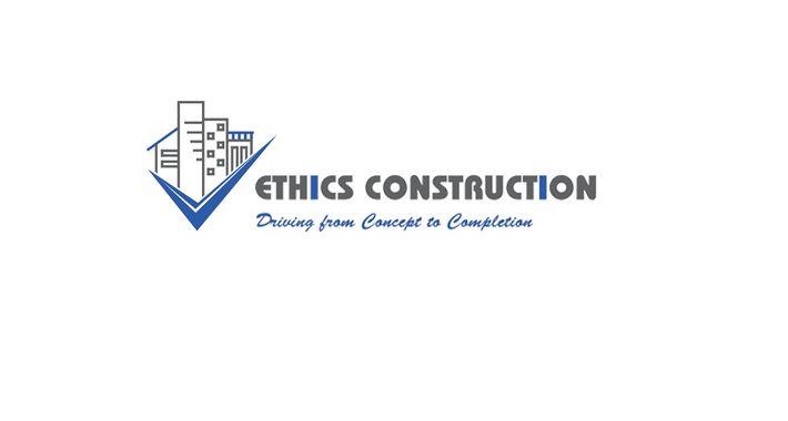 Ethics Construction Logo
