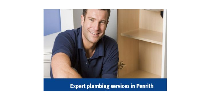 Penrith Plumbing and Hot Water Logo