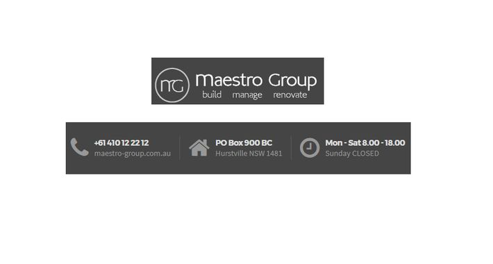 Maestro Group Logo