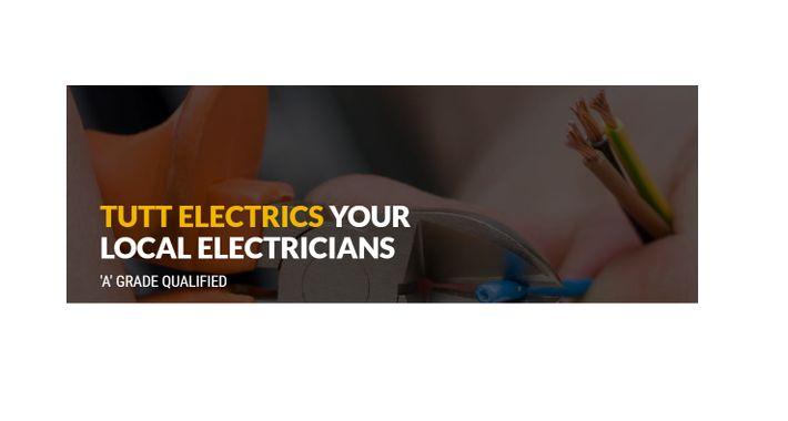 John Tutt Electrical Logo
