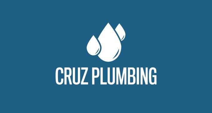 Cruz Plumbing Logo